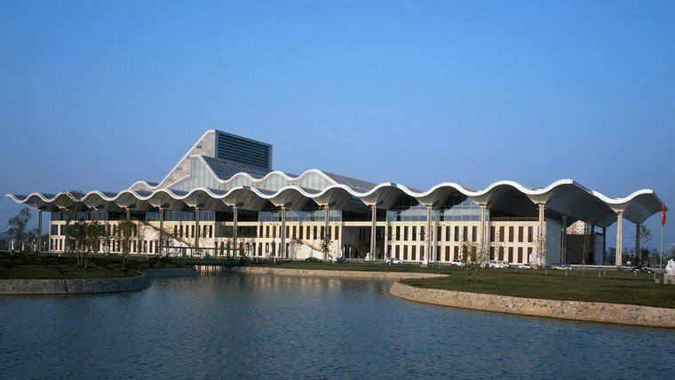 The National Convention Center of Vietnam selected our surveillance products