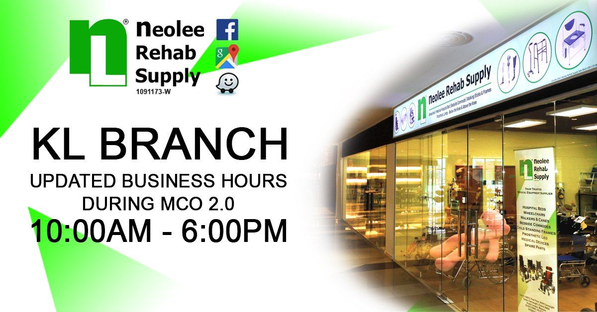 KL Branch Business Hours