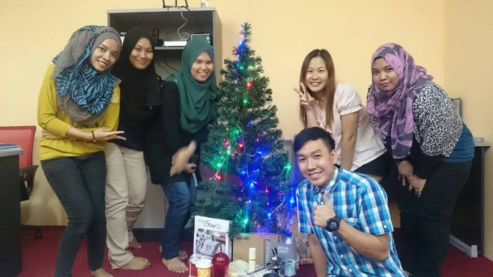 2014 STAFF CHRISTMAS ACTIVITY