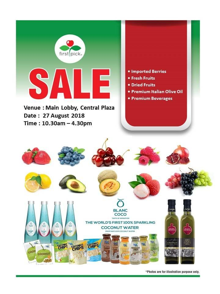 Fruit Promotion @ 27th August 2018