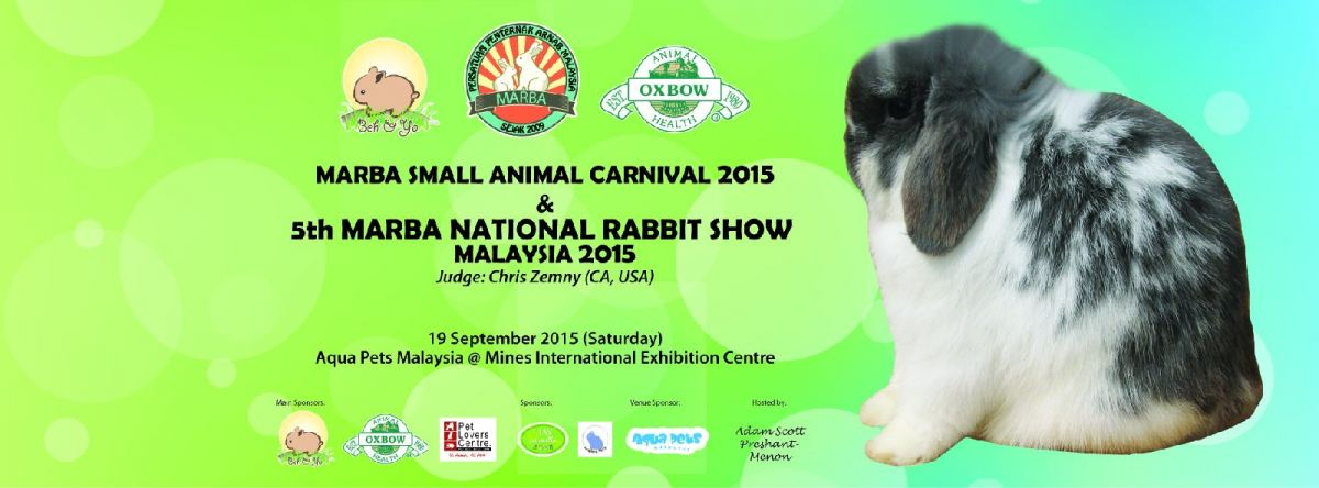 5th MARBA National Rabbit Show 2015