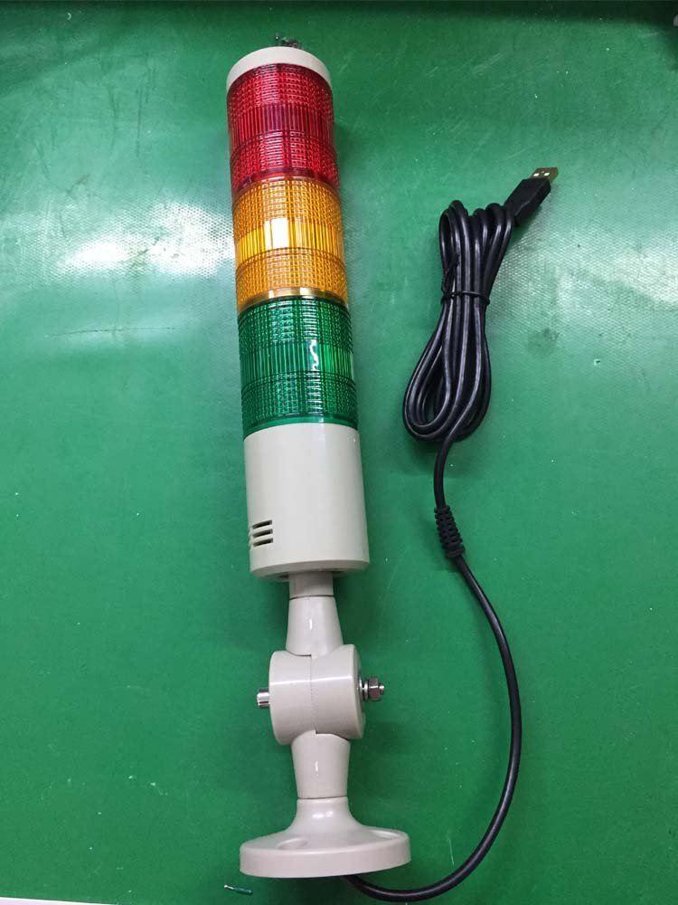 USB programmable signal tower light - MALAYSIA - PRIMA CONTROL TECHNOLOGY PLT