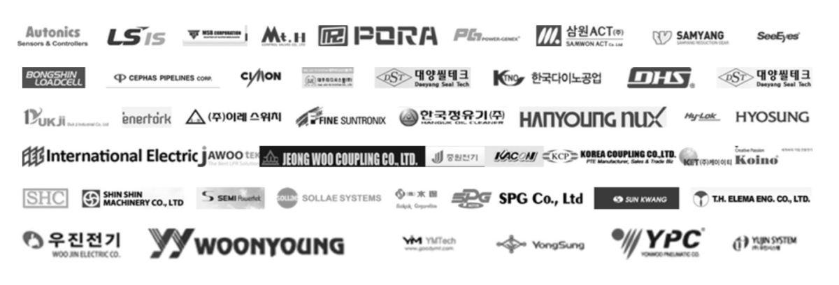 NEW BRANDS - KOREAN INDUSTRIAL SPARE PARTS