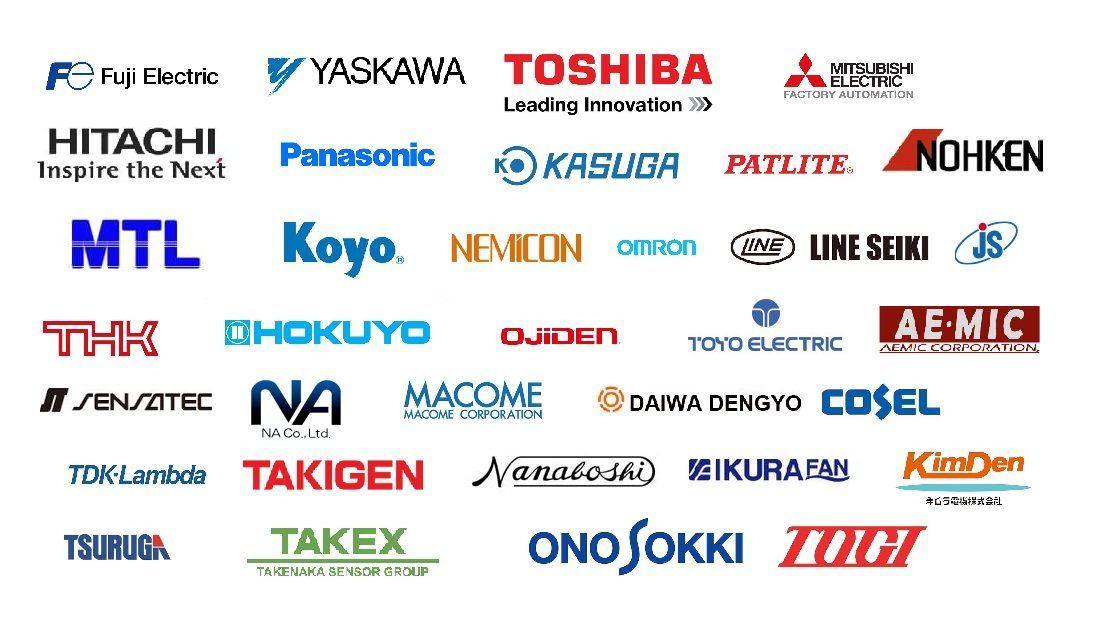 JAPANESE INDUSTRIAL SPARE PARTS - MALAYSIA - OPTIMUS CONTROL INDUSTRY PLT