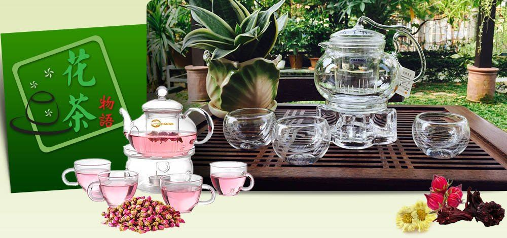 Flower Tea  Online Buy & Delivery To Johor Bahru