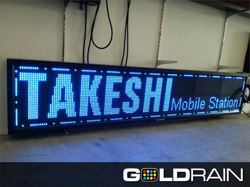 LED 广告显视屏批发零售包括安装