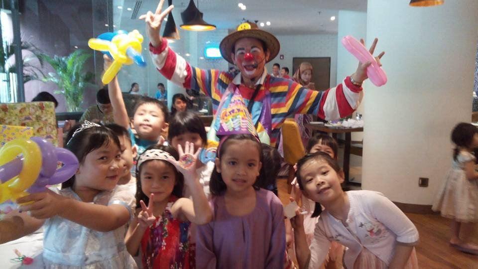BIRTHDAY PARTY PERFORMANCES