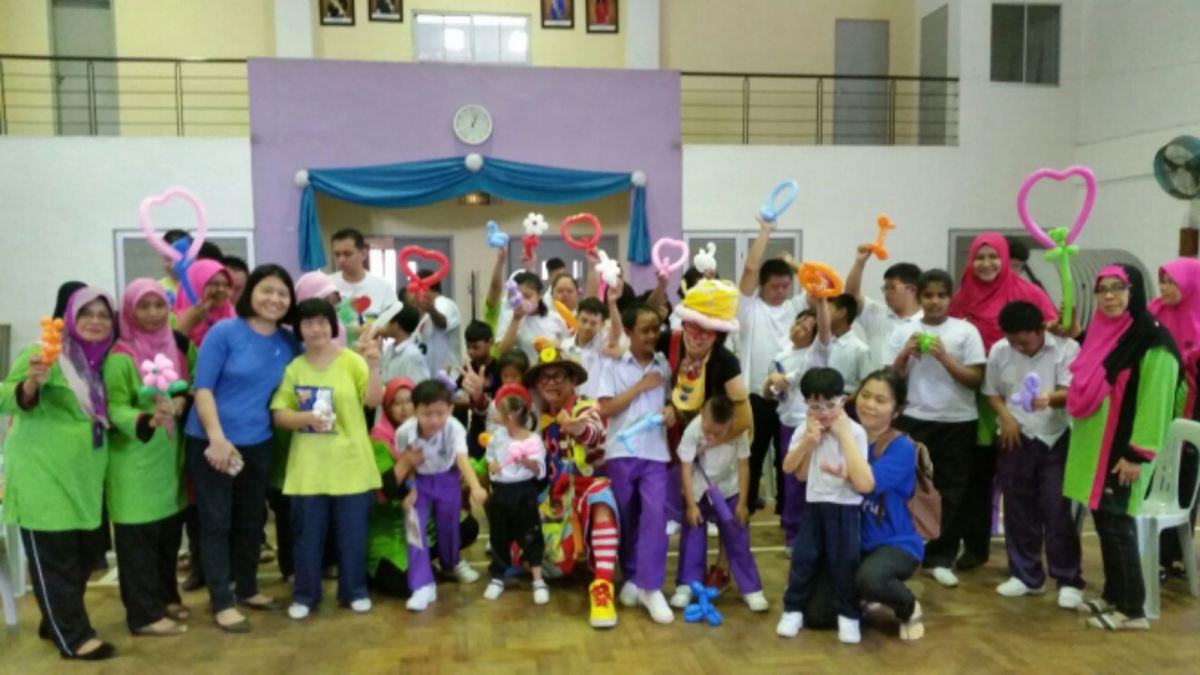 Sekolah Kanak-kanak Istimewa Johor Bahru