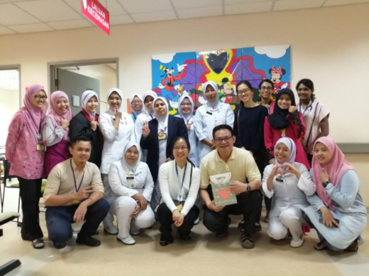 Hospital Sultan Ismail - Child Development Department