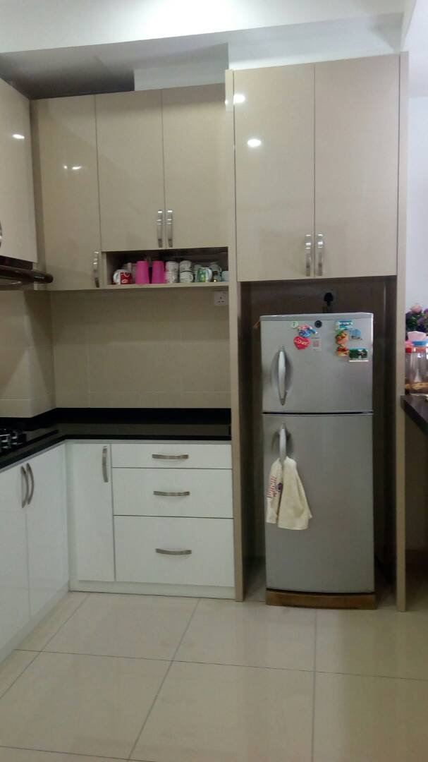 (Raya Promotion Set A)Full set Kitchen Cabinet
