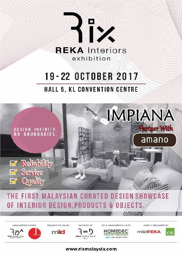 REKA Interiors Exhibition - KL Convention Centre