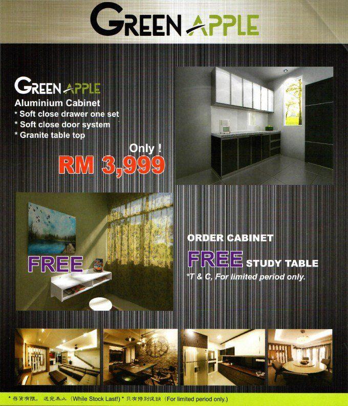 green home interior design in taman mount austin interior design johor bahru ilamaison