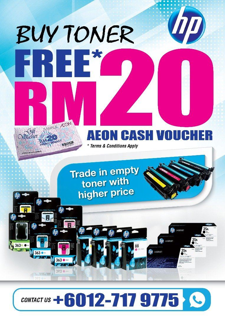 Get Aeon Cash Voucher for Free