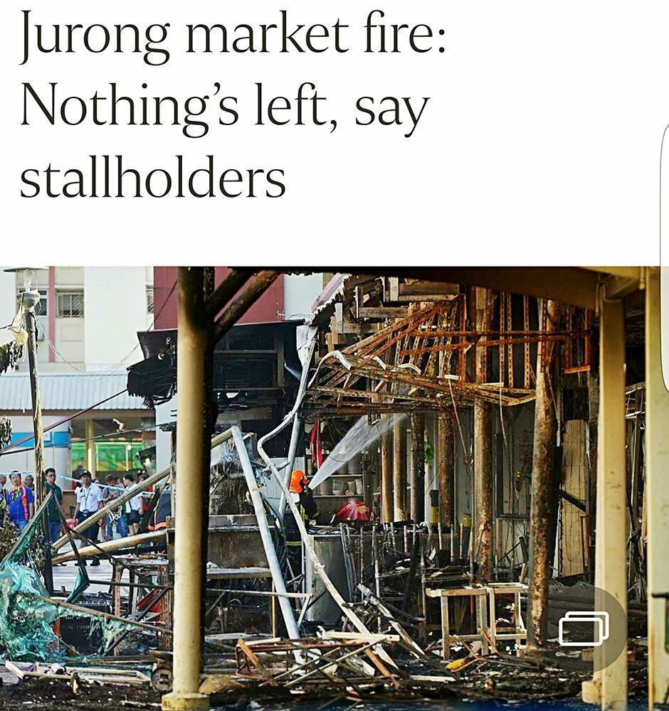 FIRE OUTBREAK AT JURONG WEST (11/10/16)