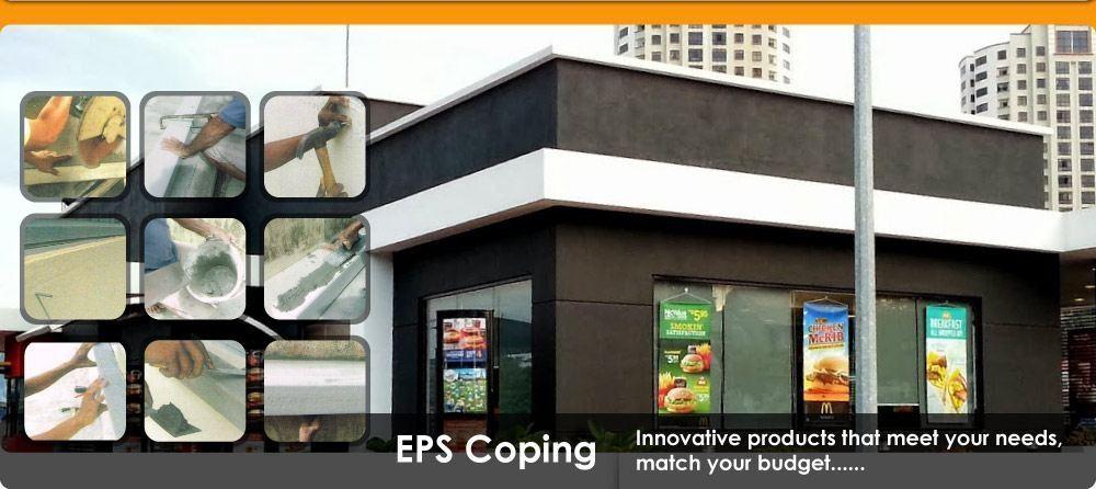Pemborong coping EPS Di Johor