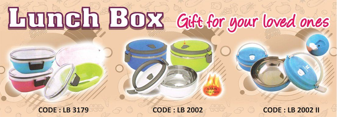 Lunch Box.. Gift for your loved ones
