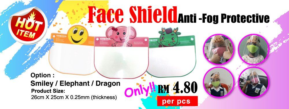 Kids Face Shield!!