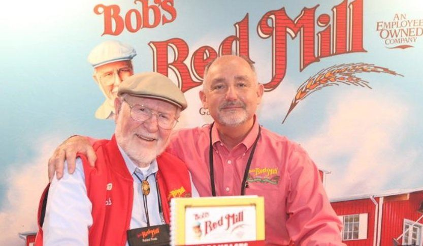 Dennis Vaughn The New Leader of Bob's Red Mill