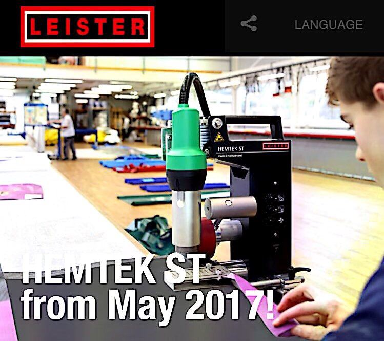 Leister Hemtek ST-May 2017