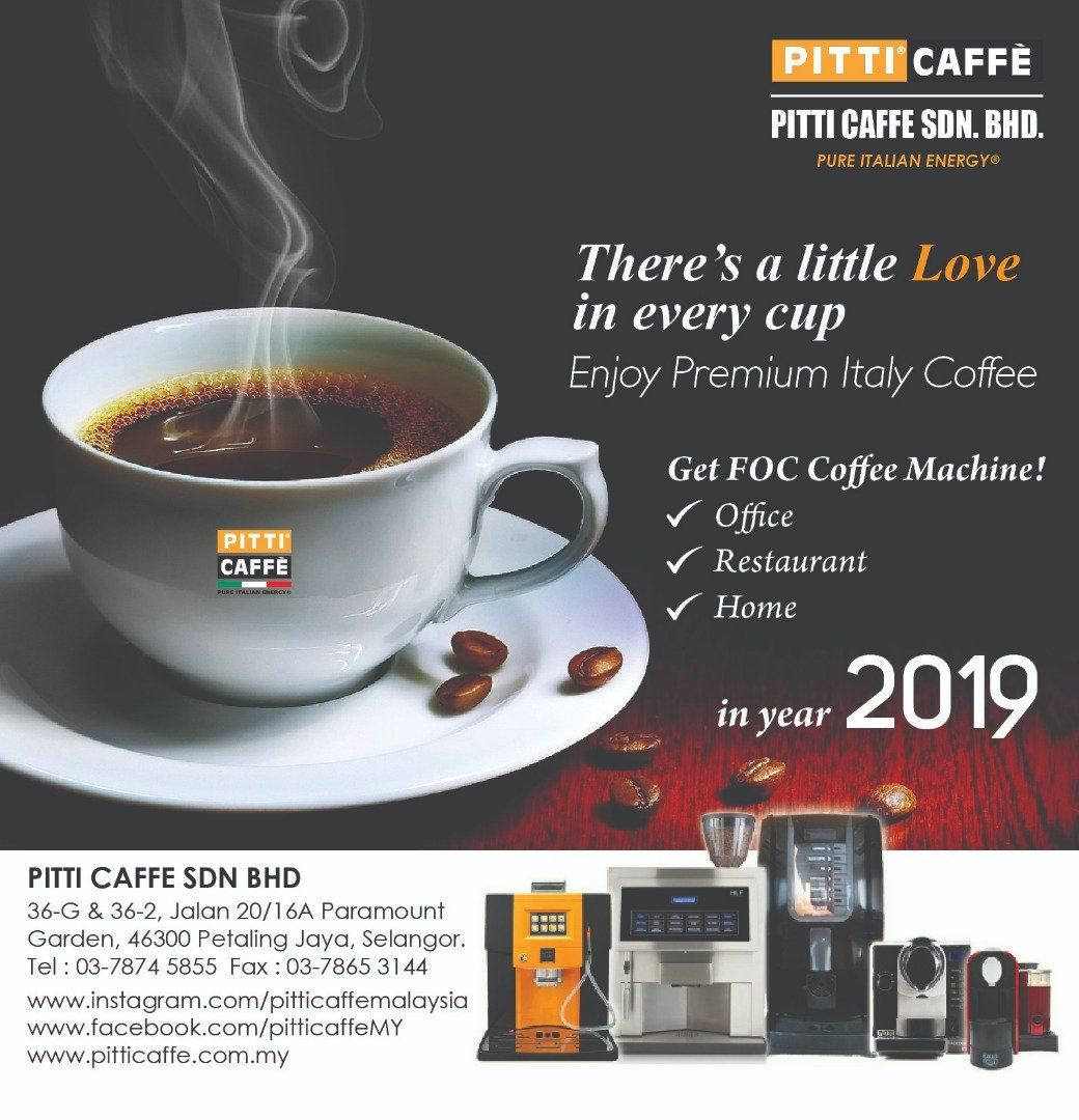 Coffee Machine Rental program