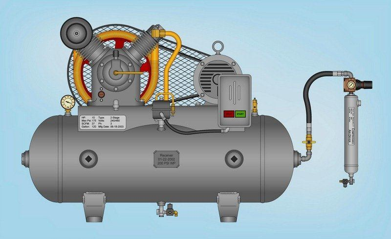 How Oil-Free Air Compressors Can Contribute To A Greener Environment