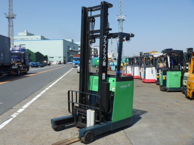 Lift Truck for Rental in Johor
