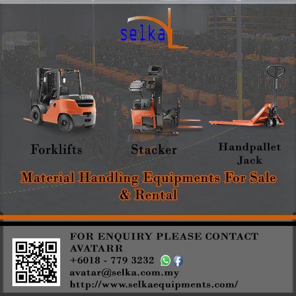 Forklift Rental Johor Bahru, Pasir Gudang, Gelang Patah, Nilai , Seremban , Sendayan