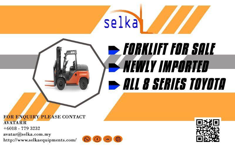 Forklift Johor Bahru
