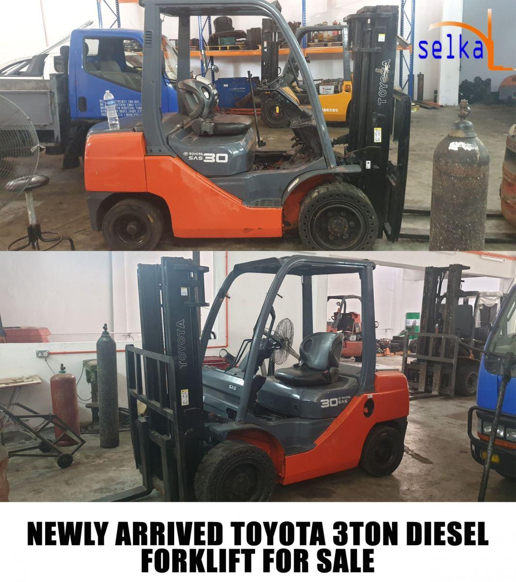 Forklift For Sale Johor Bahru