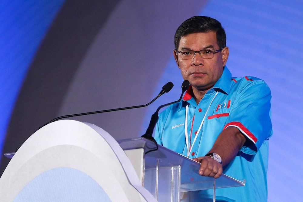 PKR 'respects' Zahid's statement, work continues to 'restore people's mandate