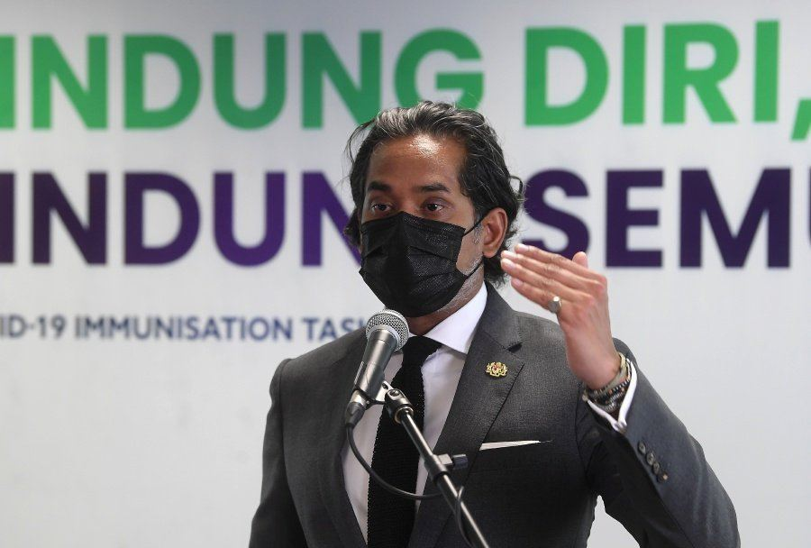 Being fully vaccinated no reason to forget SOPs, KJ tells people