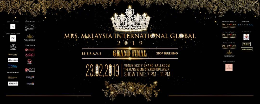 Deepskin - Sponsor Of Mrs Malaysia International Global 2019