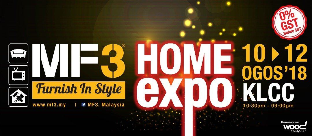 MF3 Home Expo KLCC