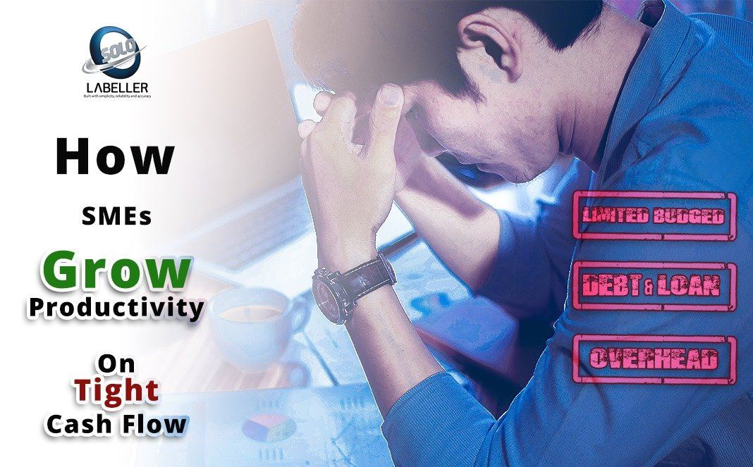 How SMEs Grow Productivity with Automation & Technology on Tight Cash Flow?