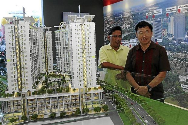 First high-rise residential property for Shah Alam