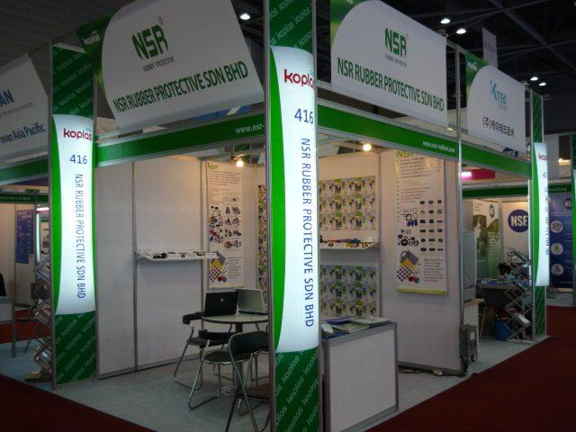 20th Korea International Plastics & Rubber Show