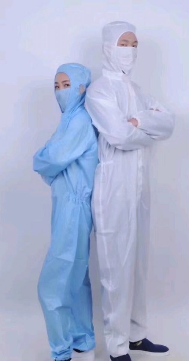 Isolation Gown - COVID-19.