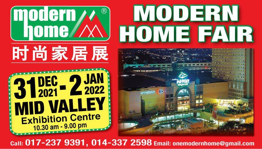 Modern Home Fair (45th Edition)