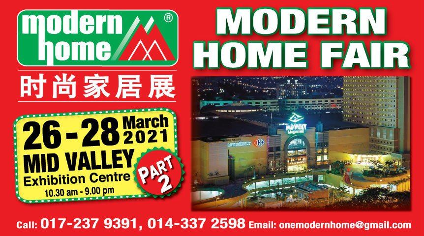 Modern Home Fair (44th Edition)