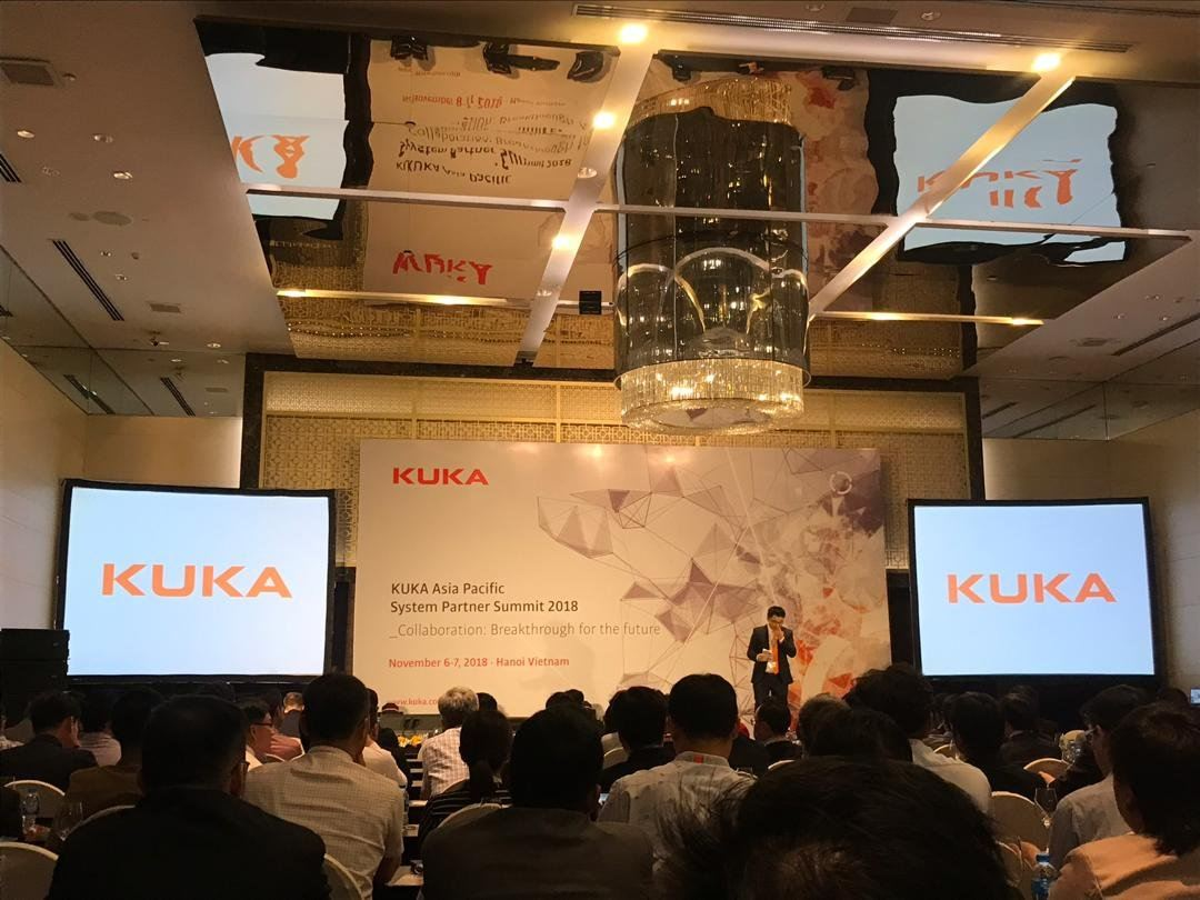 System Partner Summit 2018 by KUKA