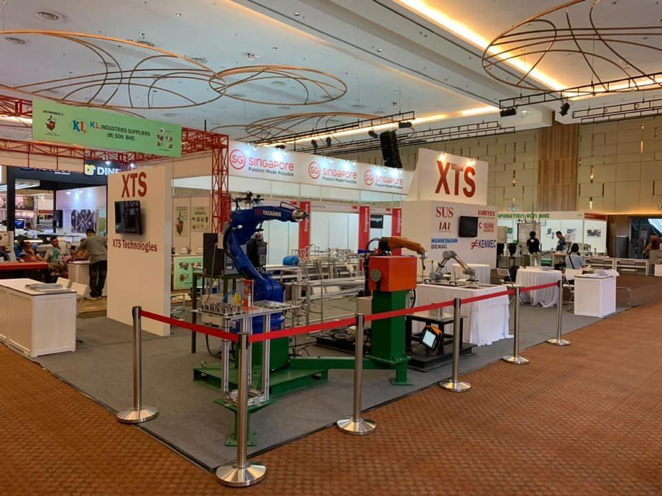XTS Metal Technology Expo 2019