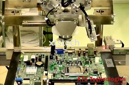 Robot Application in Electronics Industry