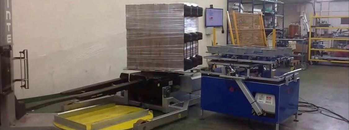 Safe Cost Pallet And With The Pallet System.