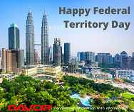 Happy Federal Territory Day 2021