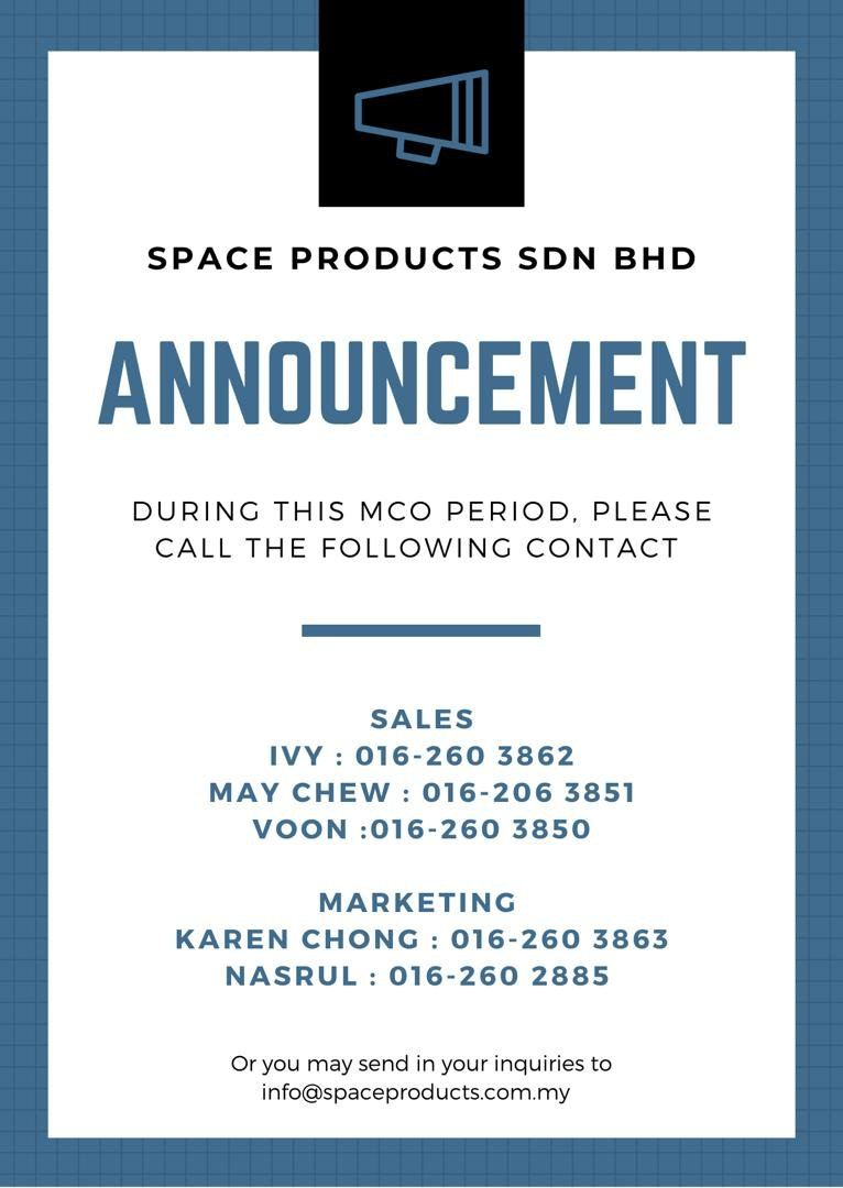 SPACE PRODUCT SDN BHD