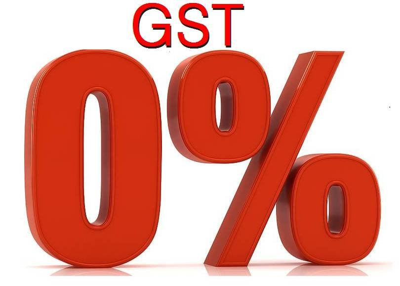 NO GST STARTED FROM 01/06/2018 !!!