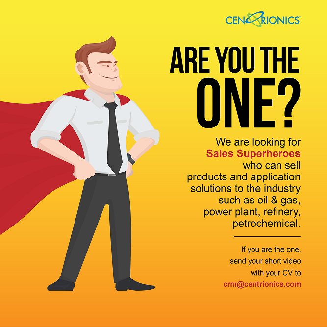 We are looking for Sales Superheroes to join our team!