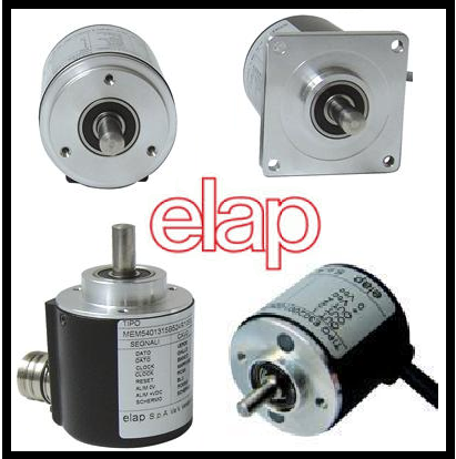 ELAP ENCODER NEW SUPPLY BY FICTRON INDUSTRIAL SUPPLIES SDN BHD
