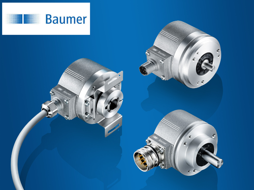 BAUMER ENCODER NEW SUPPLY BY FICTRON INDUSTRIAL SUPPLIES SDN BHD