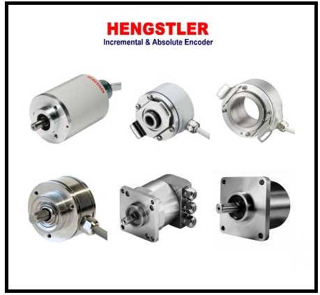 HENGSTLER ENCODER NEW SUPPLY BY FICTRON INDUSTRIAL SUPPLIES SDN BHD